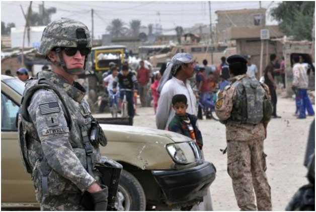 Estados Unidos es acusado por Iraq de violar la soberanía de su territorio ante la negativa del gobierno de Trump de retirar del país a sus soldados estadounidenses