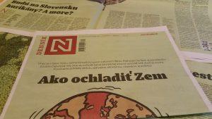 Los periodistas eslovacos consideran que la propuesta polémica de financiamiento de Matovič genera grandes dudas sobre la independencia de los informadores y los medios en un país como Eslovaquia