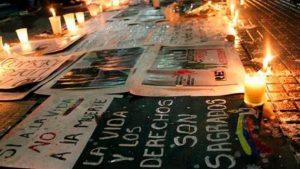 Grupos armados en Colombia continúan asesinando líderes sociales y convierten el confinamiento para evitar la propagación del coronavirus en una oportunidad para ganar territorio, denunció este viernes 24 la oficina de la alta comisionada de las Naciones Unidas para los Derechos Humanos.