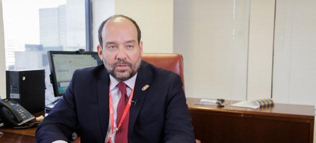 Vinícius Pinheiro, director regional de la OIT para América Latina y el Caribe. Foto: OIT