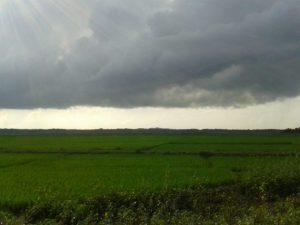 En medio de las medidas de distanciamiento y confinamiento para combatir la pandemia de la covid-19, las poblaciones costeras de India y Bangladesh han debido afrontar los estragos del ciclón Amphan.