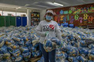 El impacto socioeconómico de la covid-19 en América Latina y el Caribe podría dejar a cerca de 14 millones de personas en inseguridad alimentaria severa al cierre de 2020, según proyecciones del Programa Mundial de Alimentos (PMA)