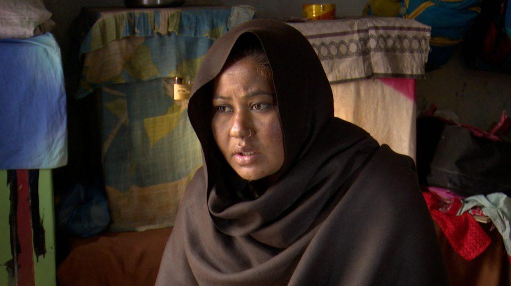 La paquistaní Rani Tanveer estuvo 19 años en prisión por al ser condenada por error de haber matado a su marido, con quien la casaron siendo una niña. Ahora, pide una compensación al Estado, en una demanda pionera en Pakistán. Foto: Cortesía de la BBC
