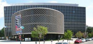 Sede central de la Organización Panamericana de la Salud (OPS), en Washington. Foto: Ruhrfisch, GFDL, CC-BY-SA