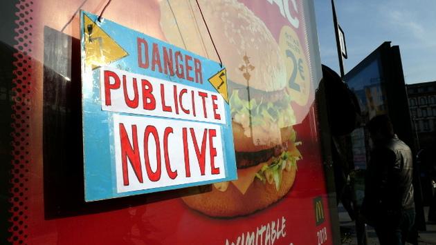 El movimiento contra la contaminación de la publicidad en las ciudades es cada vez más fuerte. Foto: RAP