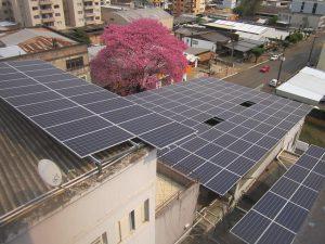Un hotel en Xanxerê invirtió en generación distribuida para proveerse de electricidad fotovoltaica.