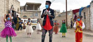 Medidas aplicadas por algunos países africanos para contener la propagación del virus han dado buenos resultados, y esas estrategias de contención pueden evitar una temida segunda ola de la pandemia, sostiene la OMS. Foto: Dia Al-Adimi/Unicef