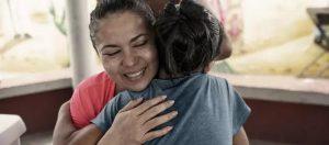 Mayerlín Vergara Pérez, activista en la defensa y protección de las niñas y niños víctimas de explotación sexual, ganó la edición 2020 del premio anual que otorga Acnur a una persona destacada en el mundo en favor de los refugiados y desplazados. Foto: Nicolo Filippo Rosso/Acnur