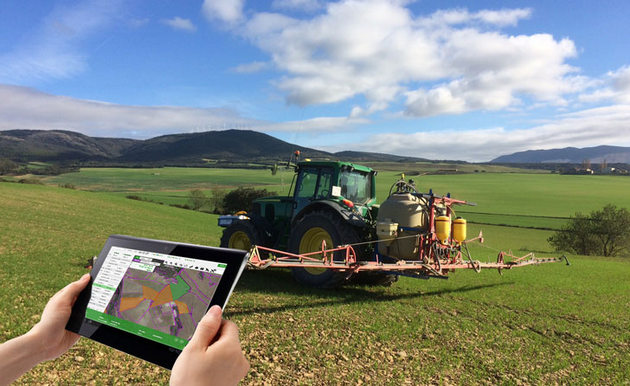 Se busca optimizar la agricultura aplicando inteligencia artificial.