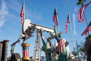 Consumo del petróleo y el modelo energético estadounidense.