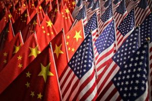 Estados Unidos y China pugnan por la hegemonía mundial.