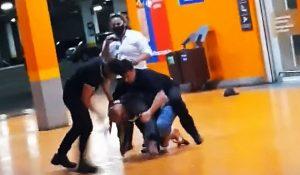 El antirracismo en Brasil se encuentra de luto tras la muerte de un hombre en manos de agentes de seguridad.