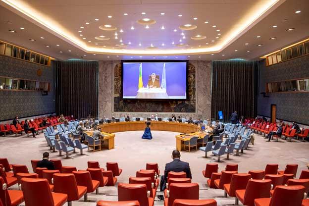 Una sesión del Consejo de Seguridad de las Naciones Unidas. Foto: ONU