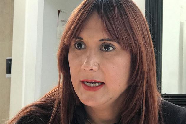 Karen Alavés, una de las mujeres trans que desde un albergue en ciudad de México ayuda con alimentos a familias necesitadas, mientras combaten la discriminación y luchan por desarrollarse a través del estudio y el trabajo. Foto: Gabriela Ramírez/ONU