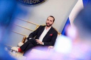 El presidente de El Salvador, Nayib Bukele, en una imagen de este mes de enero. Foto: Presidencia