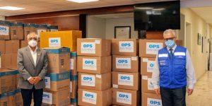 La OPS ha podido canalizar recursos para luchar contra la covid-19 en América Latina y el Caribe, pero necesita apoyo para la vacunación de cientos de millones de personas mientras trata de evitar se propague el flagelo. Foto: OPS