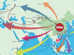 La nueva Ruta de la Seda y otros canales de expansión comercial y económica que tienen como epicentro a China. Foto: iStock