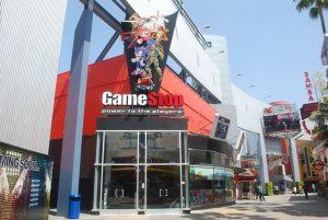 Una de las tiendas de GameStop que se multiplican por los centros comerciales y las calles de Estados Unidos. Foto: Flickr