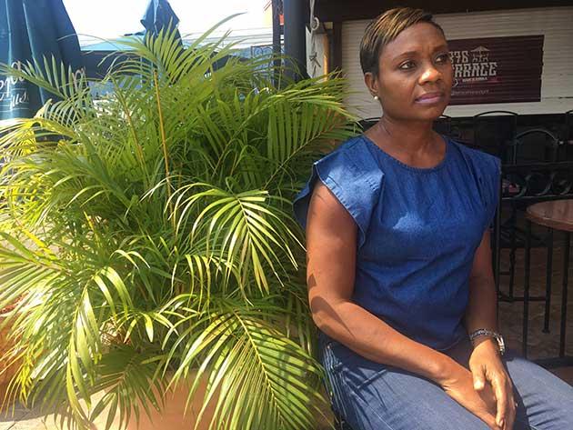 Juliet Cuthbert-Flynn, legisladora y funcionaria de Jamaica y promotora del debate sobre la despenalización del aborto en el país caribeño. Foto: Kate Chappell /IPS