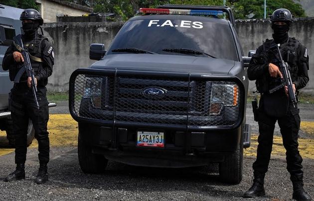 Los comandos de las Fuerza de Acciones Especiales de la Policía Nacional son señalados, en un informe ante el Consejo de Derechos Humanos de la ONU, como responsables de ejecuciones extrajudiciales en barriadas populares de Venezuela, Foto: MPPRIJP