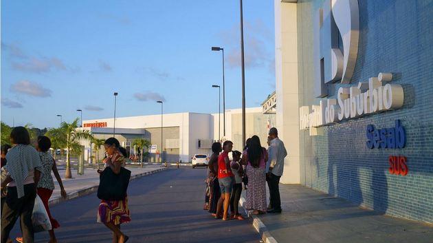 Hospital de Subúrbio, a las afueras de la ciudad de Salvador, en Brasil. La covid implicó mayores gastos en salud en la región, y más endeudamiento para sus Estados , lo que se debe abordar con una nueva arquitectura financiera, dice la Cepal. Foto: BM