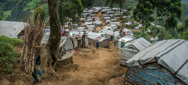 En el oriente de la República Democrática del Congo continúan los ataques de grupos armados que asesinan civiles y obligan a desplazarse a decenas de miles de personas, acumulándose la cantidad de refugiados que necesitan asistencia. Foto: Frederic Noy/Acnur