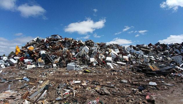 El 30 por ciento de los residuos sólidos generados por ciudades de América Latina terminan en vertederos abiertos, sin tratamiento. Foto: vkingxl/Pixabay /Dominio Público