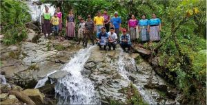 Indígenas guatemaltecos de la asociación Utz Che recibieron el Premio Ecuatorial 2020 del PNUD por su trabajo de conservación, liderado por la comunidad y con soluciones basadas en la naturaleza. Foto Asociación Utz Che
