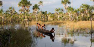 Los pueblos de la cuenca del río Xingu dicen que la actividad agrícola más allá de las fronteras de su territorio ha afectado a las poblaciones de peces. Foto: Alamy